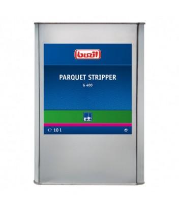 G 400 PARQUET STRIPPER 10LΤ BUZIL