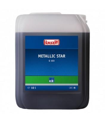 G 103 METALLIC STAR 10LΤ BUZIL