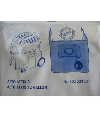 302000527 ΦΙΛΤΡΟΣΑΚΟΙ ΑLTO ATTIX 5-ATTIX 12 53LT (5 ΤΕΜ) ALTO
