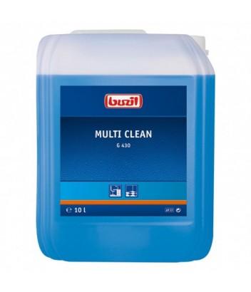 G 430 Multi-clean 10L BUZIL