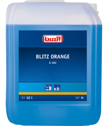 G 482 BLITZ-ORANGE 1LT BUZIL
