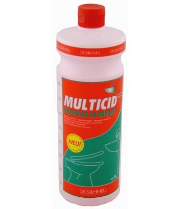 MULTICID ΙΣΧΥΡΟ ΟΞΙΝΟ DR.S