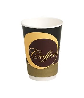 ΠΟΤΗΡΙ ΧΑΡΤΙΝΟ 473ml COFFEE DW-16 25ΤΕΜ