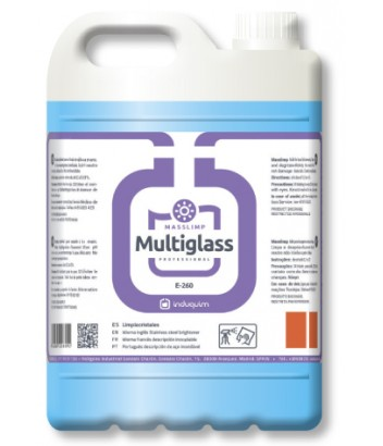 MULTIGLASS 5LT INDUQUIM