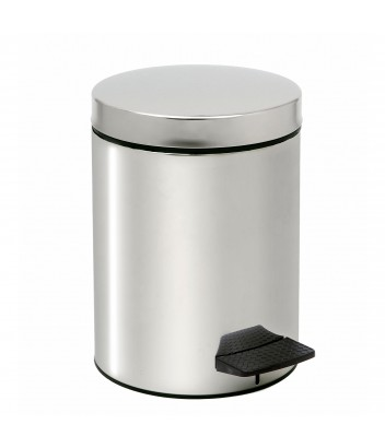 ΚΑΔΟΣ WC INOX  DESIGN 5LT