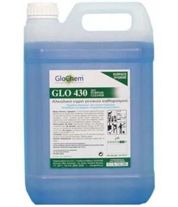 GLO430 ΓΕΝΙΚΗΣ ΧΡΗΣΗΣ ΑΛΚΑΚΙΚΟ APC 5LT GLOCHEM