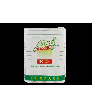 ΧΑΡΤΙ ΥΓΕΙΑΣ 2Φ 40Ρ x 125gr MAXI