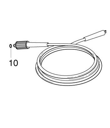 3001211 O-RING 9.2X2.4 NITRIL 70 SH