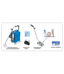 SANTOEMMA SABRINA MAXI ΜΗΧΑΝΗ SPRAY EXTRACTION 5010 1500W