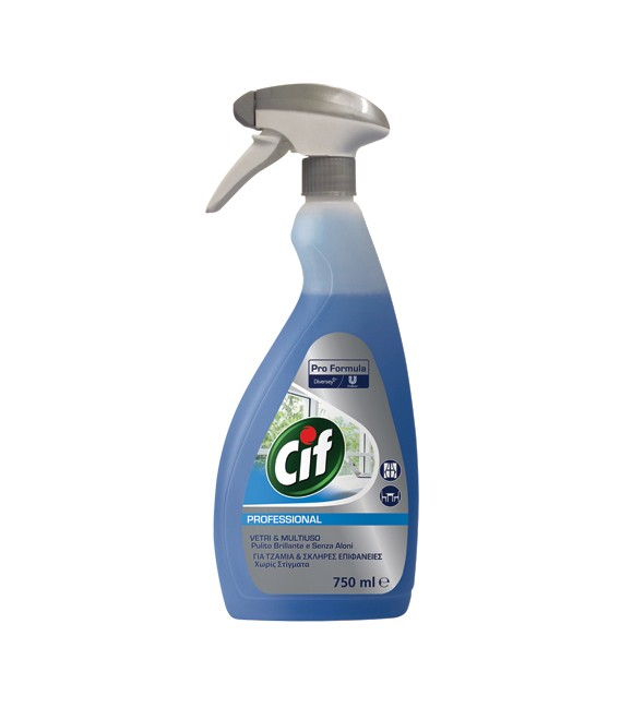 CIF PROFESSIONAL GLASS CLEANER