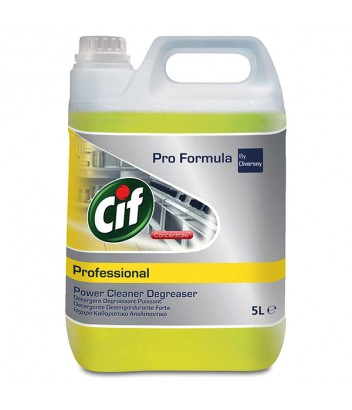 CIF PROFESSIONAL POWER CLEANER DEGREASER ΚΑΘΑΡΙΣΤΙΚΟ ΑΠΟΛΙΠΑΝΤΙΚΟ