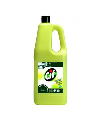 CIF PROFESSIONAL CREAM LEMON 2LT