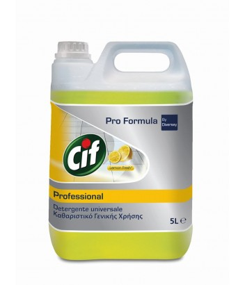 CIF PROFESSIONAL LEMON FRESH 5LT