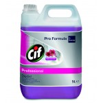 CIF PROFESSIONAL OXY-GEL WILD ORCHID 5LT