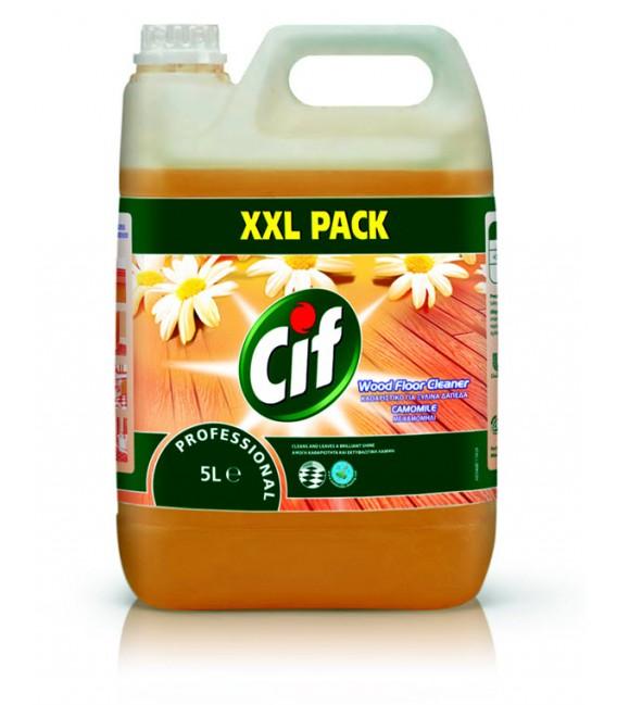 CIF PROFESSIONAL WOOD CAMOMILE 5LT