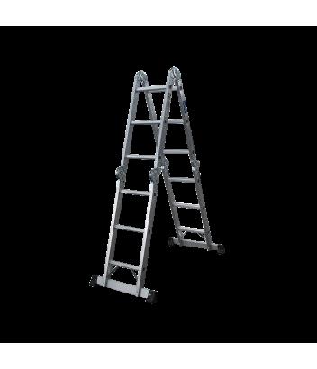 ΣΚΑΛΑ ΑΛΟΥΜΙΝΙΟΥ ΠΟΛΛΑΠΛΩΝ ΧΡΗΣΕΩΝ MULTILADDER 4x3 ΜΕΓΙΣΤΟ ΥΨΟΣ 3.70m PALBEST