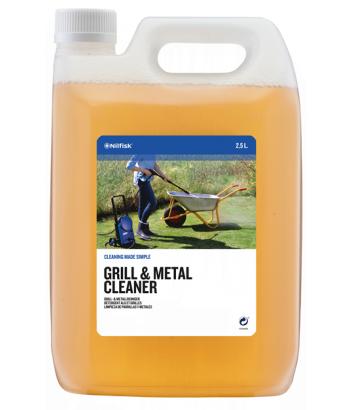 125300393 NILFISK ΚΑΘΑΡΙΣΤΙΚΟ GRILL & METAL CLEANER 2.5LT
