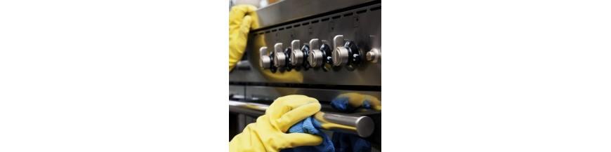 Καθαρισμός Εστιών - Φούρνων - Grill